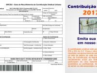 Contribuicao Sindical 17