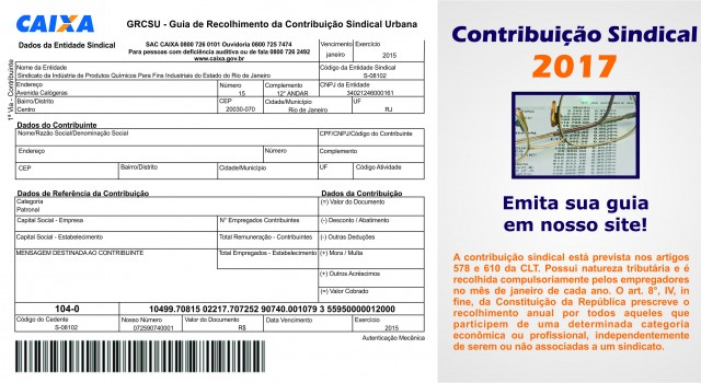 Contribuicao Sindical 17